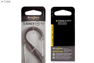 S-Biner Plastic Smoke #4